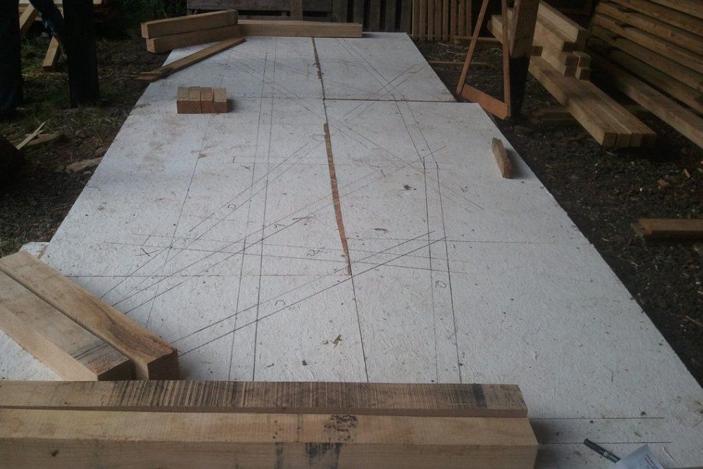 Colin's bridge design floor plan