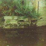 Damaged brick work at water level