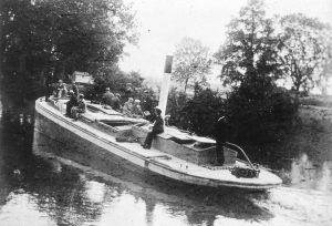 041 Packards barge - Annual Commissioners inspection