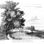 049 Claydon Bridge - Davy engraving 1837