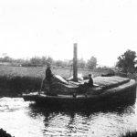 071 Barge above Sproughton Lock