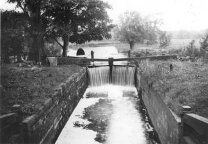 034 Baylham Lock around 1890