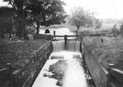 Baylham Lock