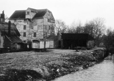 Bosmere Mill before restoration