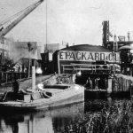 054 Packards loading wharf Bramford