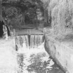 035 Baylham Lock Around 1960 in derelict condition