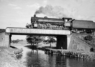 Boss Hall viaduct 1950