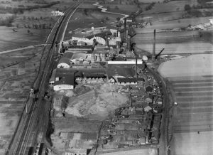 055 Packards works around 1930