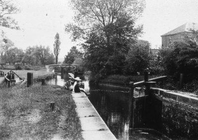 Sproughton Lock (02)