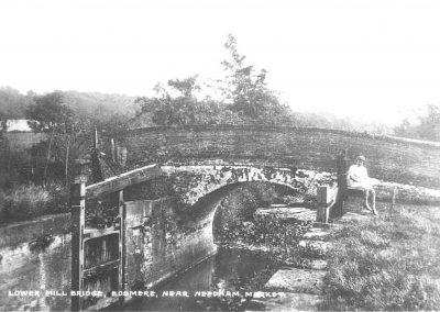 Creeting Lock and Florence Ward