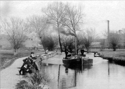 Barge 'Mersey'