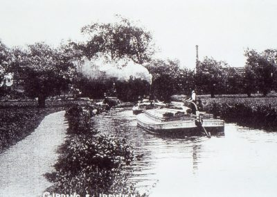 Barge 'Yare'