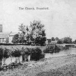 069 Bramford Church and Boat House