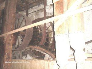 Water wheel main drive (2)