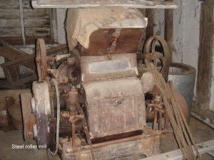 Steel Roller Mill