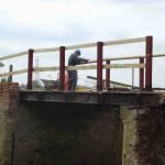 May 2012 Repairing Pipps Ford bridge