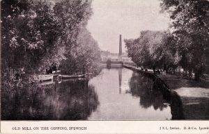 Alderman Canal, Handford Oil Mill