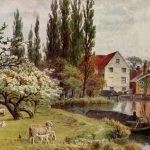 Baylham Mill 1916 AR Quinton