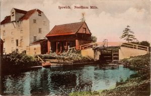 Bosmere Mill And Lock