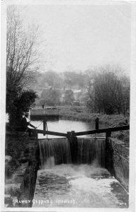 Gt Blakenham Lock 1908