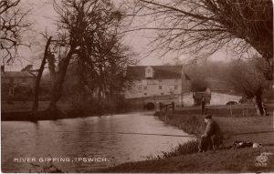 Gt Blakenham Mill 1913