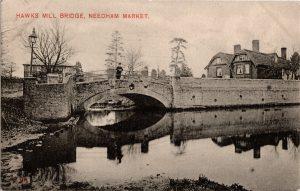 Hawks Mill Bridge 1906