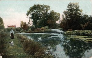 Needham Lock 1905