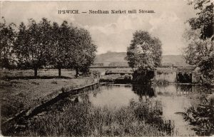 Hawks Mill Stream, Needham
