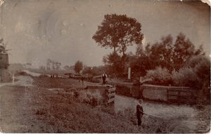 Sharmford Lock 1905