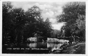 Sproughton Lock 01