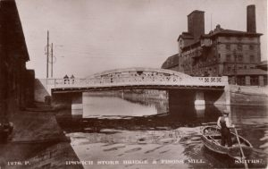 Stoke Bridge 1933