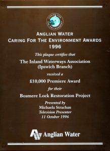 008 Anglian Water award