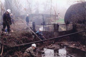 003 IWA in 1995