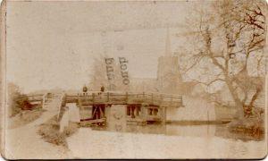 Ship Lane Bridge Bramford01 CdV 1903